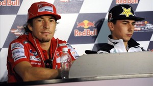 Lorenzo y Hayden
