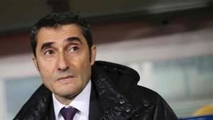 Valverde es el nuevo entrenador del Barcelona
