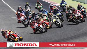 El circuito de Assen acoge el GP de Holanda de MotoGP