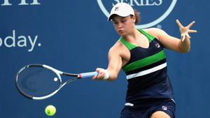 Ashleigh ganó 6-3, 2-6 y 6-2 a Venus Williams