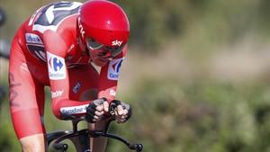 El ciclista británico Chris Froome pugnará con Dumoulin