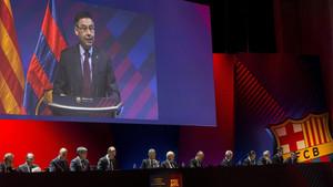 El Barça celebra su Asamblea de Compromisarios anual