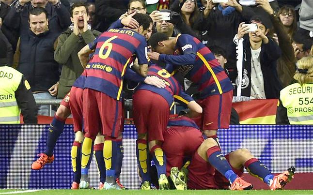 El Bar�a hunde al Madrid con una goleada de esc�ndalo en el Cl�sico