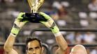 Claudio Bravo se lleva el Guante de Oro