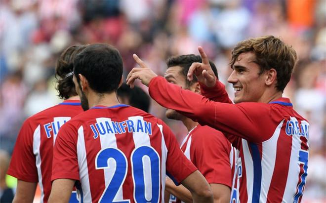 El gol de Griezmann fue suficiente para sumar los tres puntos