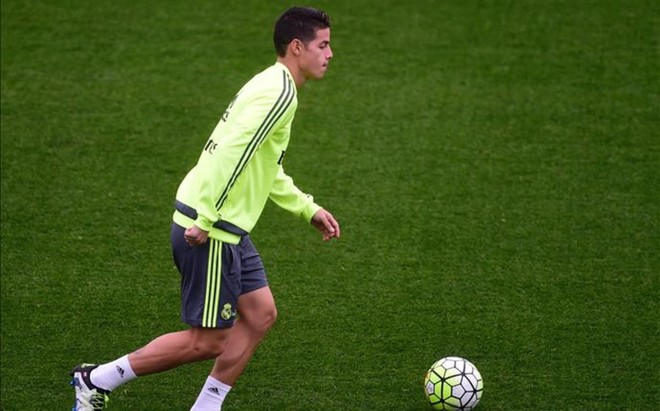 James Rodr�guez no ha cumplido las expectativas