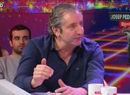 Josep Pedrerol, durante su entrevista a 'Yu No Te Pierdas Nada'