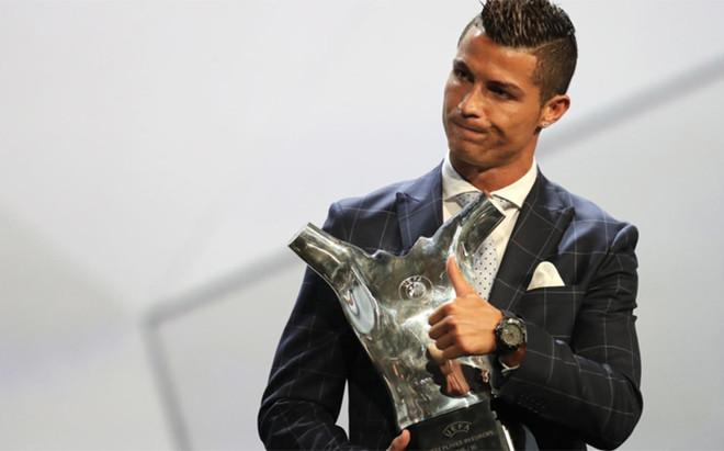 Las razones por las que Cristiano no merec�a el premio de la UEFA