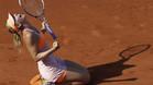 Maria Sharapova venció a Halep