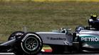 Nico Rosberg ganó el Gran Premio