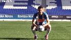 �scar Duarte ya viste la camisetadel Espanyol