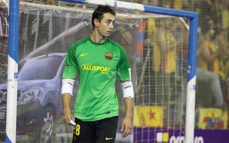 Paco Sedano, un seguro de vida para el FC Barcelona