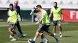 Cristiano Ronaldo trains again as he targets comeback against Man City