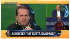 Schuster apuesta por Sampaoli como sustituto de Luis Enrique