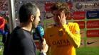 """Sergi Roberto: """"Hemos sufrido mucho hasta el final"""""""