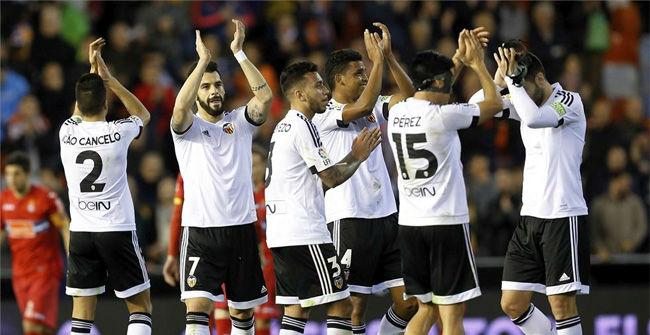 Valencia, 2 - Espanyol 1