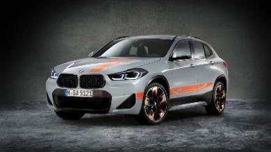 Nuevo BMW X2 M Mesh Edition: deportivo y atrevido