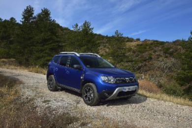 Nuevo Dacia Duster GLP 2021: economía y placer de conducir
