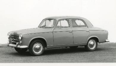 Peugeot celebra el 60 aniversario de su ventilador desconectable de 1960