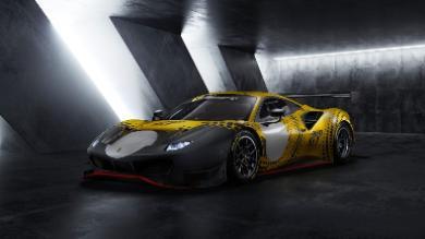 Ferrari 488 GT Modificata, un vehículo de ensueño solo para circuitos