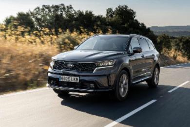 El Kia Sorento da un salto de calidad en el mercado SUV