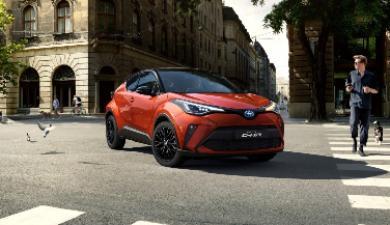 Nuevo Toyota C-HR Electric Hybrid 2021: Novedades y precios en España
