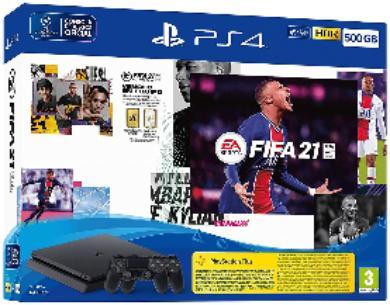 Viernes negro en Videojuegos con ofertas espectaculares: PS4 con dos mandos + FIFA 21 por menos de 330!