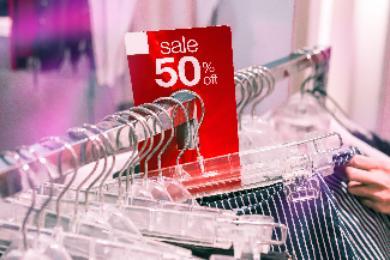 Ofertas de más del 50% en el día de hoy, el sábado posterior al Black Friday