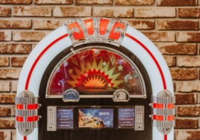 Las mejores jukebox para escuchar música y recrearse en su estética
