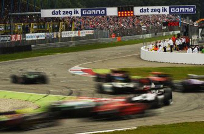 Circuito de Países Bajos