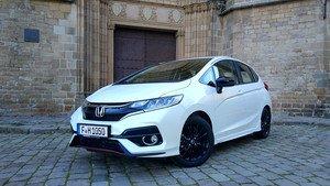 Prueba Honda Jazz 1.5