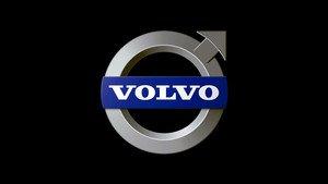 El logotipo de Volvo.