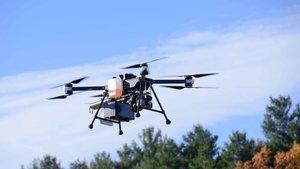 Vehículo aéreo no tripulado.