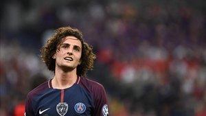 Adrien Rabiot y el PSG se reunirán mañana miércoles para decidir el futuro del joven francés