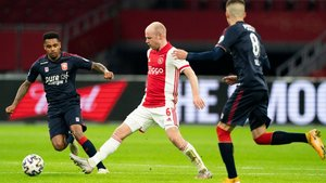El Ajax tropezó