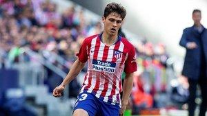 Andrés Solano ha llegado a debutar en Primera División
