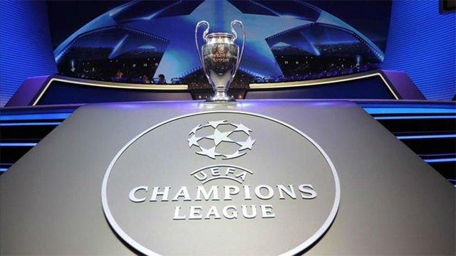 Así fue el último sorteo de la Champions League