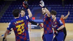 El Barça confía en prolongar su sensacional racha en la OK Liga