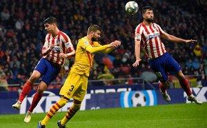 El Barça se impuso en un partido sin control y muy emocionante