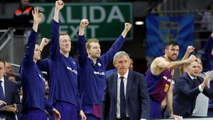 El Barça Lassa ha recuperado el inconformismo con Pesic