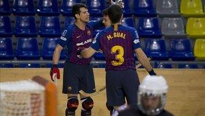 El Barça Lassa solo piensa en derrotar al Alcobendas