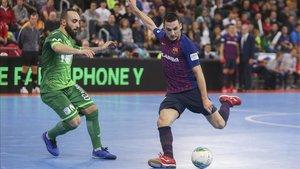 Barça y Movistar Inter se vuelven a ver las caras