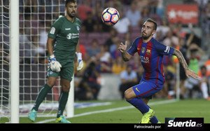 cd48002279 Resumen y goles del FC Barcelona - Alavés (1-2) de la jornada 3