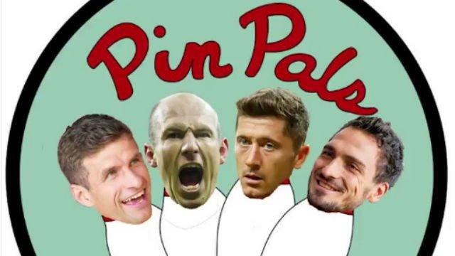 ¡El Bayern convierte a sus futbolistas en jugadores de bolos!