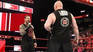 Brock Lesnar y Roman Reigns se lanzan un último aviso antes de Greatest Royal Rumble