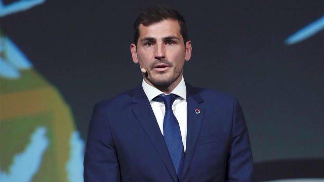 Casillas: La llegada de Zidane conlleva que las cosas no han salido bien