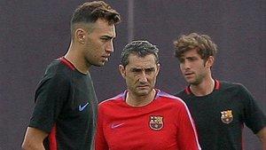 El caso Munir en el Barça invita a la reflexión