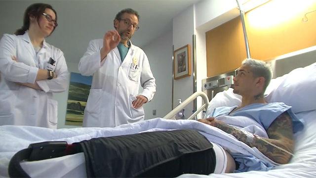 Chimy Ávila, operado con éxito de su lesión