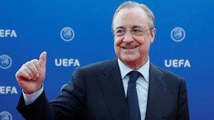 Esta es la locura que pretende realizar Florentino Pérez en el Santiago Bernabéu