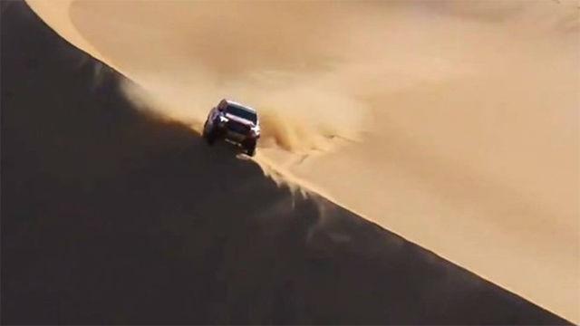 Fernando Alonso acaba segundo en octava etapa del Dakar, ganada por Serradori